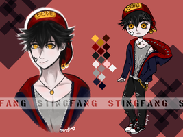 [Closed] Adopt Auction - Dope by StingFang