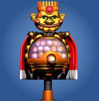 FNAF 6 - The Prize King by GamesProduction
