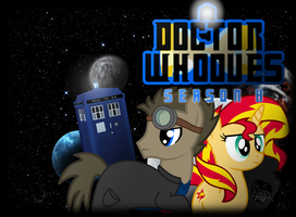 Doctor Whooves - Season 8 Wallpaper by darksoma905