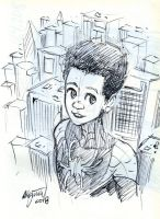 Miles Morales by melcasipit