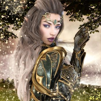 Elven-Knight Avatar by Filyina-SotbD