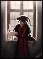 Cats -- The Musketeers by MrBorsch