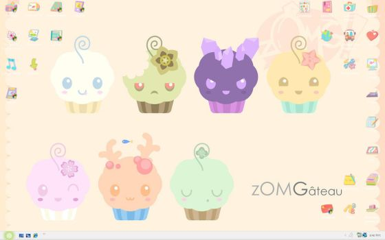 zOMG Fluffs Desktop by MagicalGirlYossy