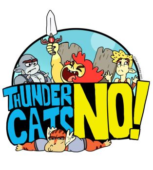 Thundercats NO! by The-Z