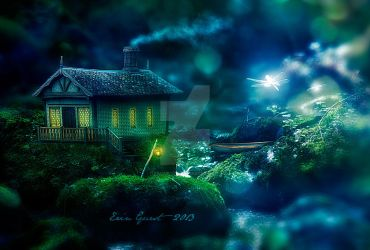 Rattie's Cottage by Renilicious