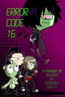 Error Code 16 Cover by Spectra22