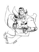 SHAZAM_commission by EricCanete