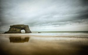 Santa Cruz Natural Bridge by nathanspotts