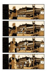 5 to get Death Preview page 1 by AlexDiotto