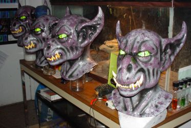 Mask making by onedge30