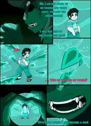 Steven's Tale-Nightmare P19 by Arteses-Canvas