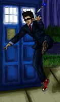 Doctor Who finished by queenofthemonocle