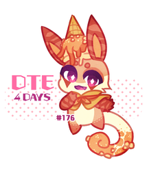 (CLOSED) Caramel Drizzle Icecream - DTE by scarletscreations