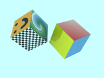UV Mapping in AoI and GIMP by fence-post