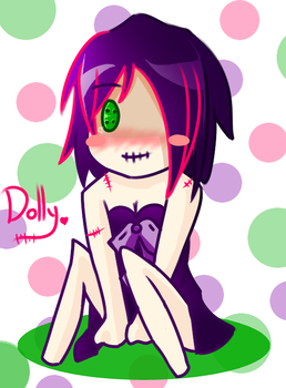 Dolly Chibi by FallenAngel1017