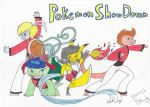 Pokemon Showdown by RoxasPikachu