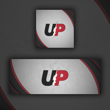 Facebook pack for UP! Get yours! by Qeesec