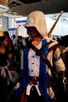 Connor Kenway Cosplay - Finished 2 by 6Silver9