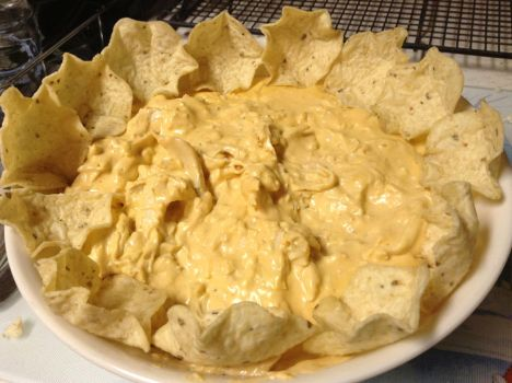 Buffalo Chicken Dip by Captain-Ichimaru