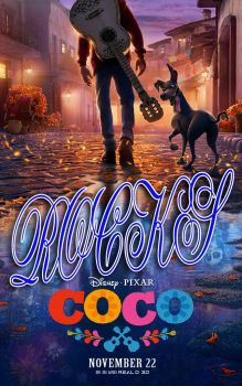 COCO (2017 Movie) Rocks by kouliousis