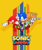 Sonic Mania Hype! by tripplejaz