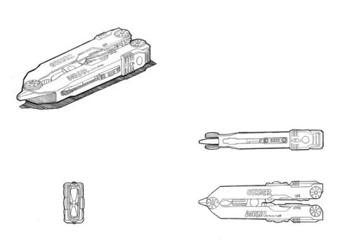 Gerber Multi-Tool by Totes-Mcgoats