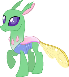 [Closed] Pure Changeling Adopt by h1bou