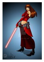 Sith Petronieska finish color by Refs