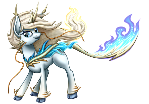 Tempest - Updated design by Autumn-Dreamscape