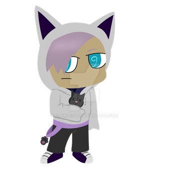 Echo Chibi again meep oWo by Gheroes48