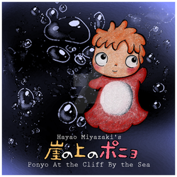 Ponyo by Kiss-the-Iconist