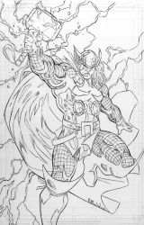 THOR by bobbett