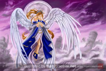 Belldandy by Derlaine8