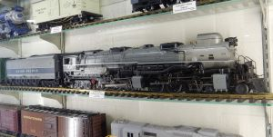 MTH G-Scale UP Challenger 3977 by rlkitterman
