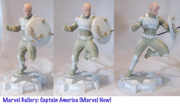 Marvel Now! Captain-America by BLACKPLAGUE1348