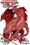 CAC509-Red Dragon
