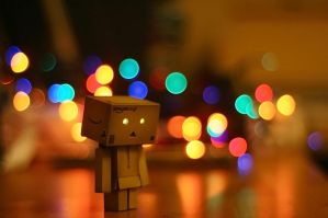 Danbo feels left out by majgreen