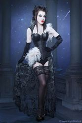 Queen of the night by ladymorgana