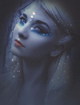 Ice Queen by IreneDuCo