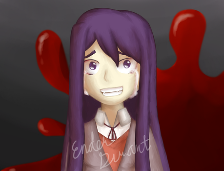 'And I will only be yours.' (DDLC Spoilers) by EnderDurant
