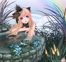 Ina Nacht - Piece of Spring by Nyanfood