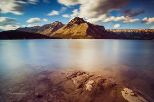 LAKE MINNEWANKA by sergey1984