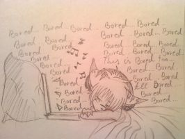 Bored... by XxEternity-of-LovexX