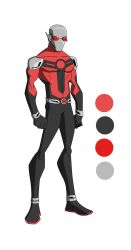 The Marvel Project #4 Ant-Man by huatist