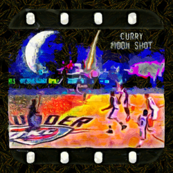 Curry Moon Shot by NBA-Scholar