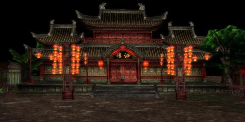 MMD - Ancient Chinese Restaurant by DesmondChan