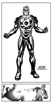 OHOTMU havok ink by ScottCohn