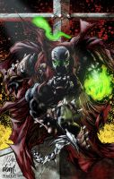 Spawn by kevinenhart