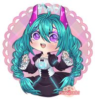 [+Video] Maid Cybernetics Comision by Myshumeaw