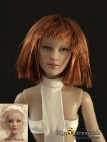 Leeloo the Fifth Element by my-immortals